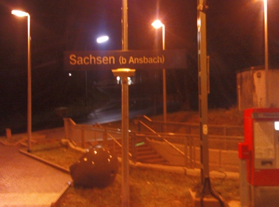 Ostzone in Mittelfranken